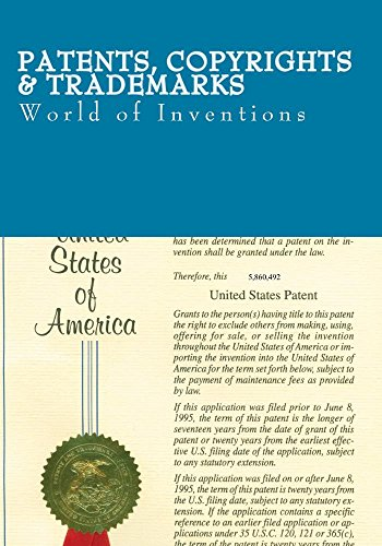 World of Inventions (Patents, Copyrights & Trademarks)