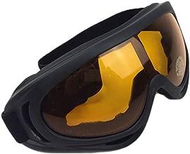 CC-JJ - Airsoft X400 Windproof Skiing Glasses Wind Dust Goggle