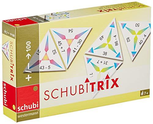 SCHUBITRIX Mathematik: Addition und Subtraktion bis 100