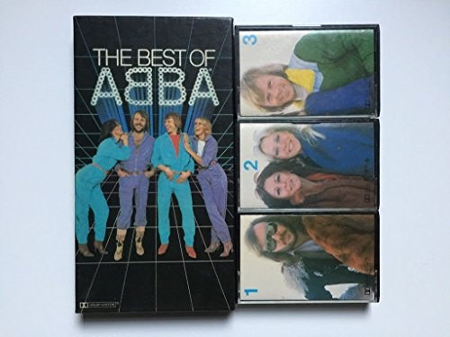 THE BEST OF ABBA READERS DIGEST 3 X CASSETTE TAPE BOX SET