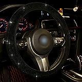 Vandz Bling Steering Wheel Cover for Women...