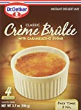 Oetker Creme Brulee, 3.7-Ounces (Pack of 12)