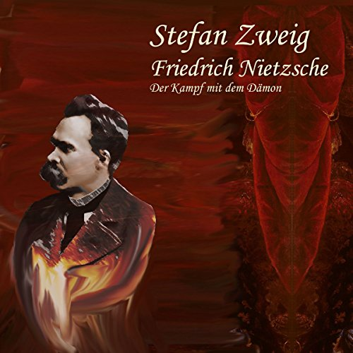 Friedrich Nietzsche audiobook cover art