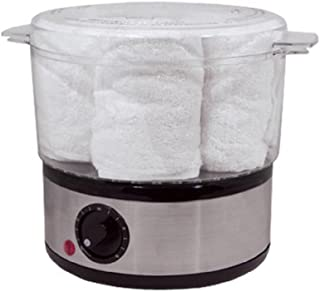 FANTA SEA Portable Towel Steamer TW-37, Includes 6 Towels by