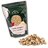 Certified Organic Astragalus Root Cut/Sifted, non-GMO (8 ounces, 0.5 pounds)