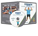 Grow Young Fitness Chair Exercises for Seniors - Strength DVD - Simple Safe Effective Strength Workout DVD for Elderly…
