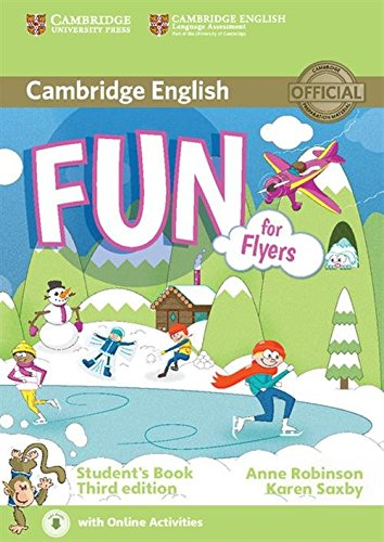 Fun for Flyers Student's Book with Online Activities...
