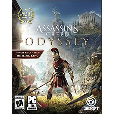 assassins creed odyssey pc, End of 'Related searches' list