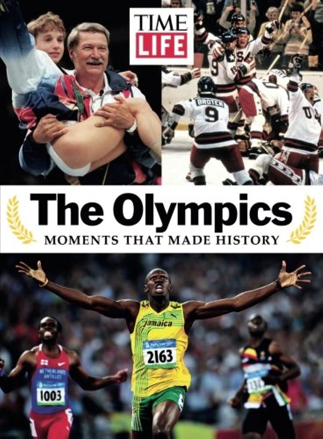 終わったプリーツ故障中TIME-LIFE The Olympics: Moments That Made History
