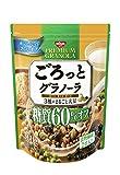日清シスコ ごろっとグラノーラ 3種のまるごと大豆糖質60%オフ 360g