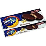 The Original Moon Pie Sandwich Chocolate and Marshmallow Sandwich Minis 110 calories each 12 individually wrapped pies