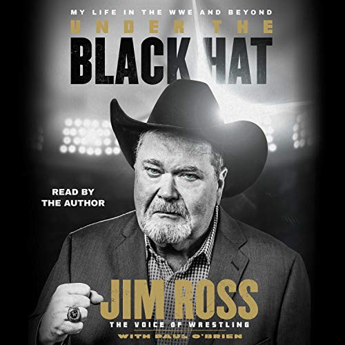 Under the Black Hat audiobook cover art