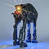 LYCH Juego de iluminación LED para LEGO 75189 Star Wars Heavy Assault Walker (iluminación compatible con LEGO 75189, sin set Lego)