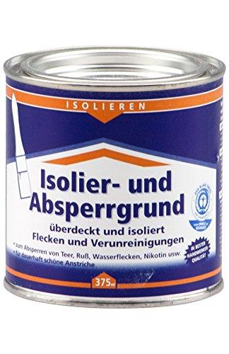 FLT 5231 Isolier- und Absperrgrund Seidenmatt Weiß 375ml (WK10)