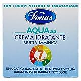 Venus - Acqua 24, Crema Idratante Multivitaminica, 50 ml
