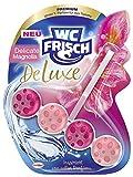 WC FRISCH DeLuxe Delicate Magnolia, WC-Reiniger und WC-Duftspüler, 1 Stück