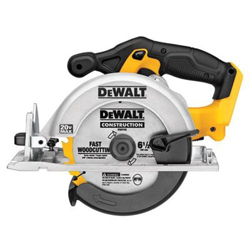 DEWALT DCS391B || 6-1/2-Inch Mini Circular Saw