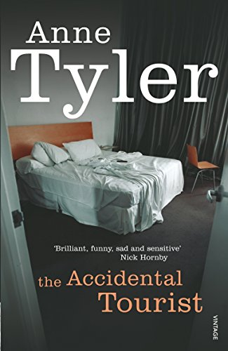 Vintage Anne Tyler『The Accidental Tourist』