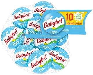 Mini Babybel Light Cheese, 7.51 Ounce -- 12 per case.
