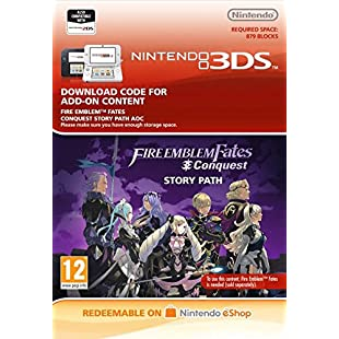 Fire Emblem Fates Conquest DLC [3DS Download Code]