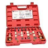 HJJH Lecksuchgeräte für Kfz-Klimaanlagen, Mehrfachspül-Lecksuchgerät für Kfz-Klimaanlagen