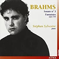Brahms: Sonata No. 3/Fantaisies