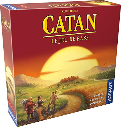 Asmodee – Society – Catan – The Basic Set, ficat01, N/A