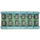 ELK PRODUCTS 91212 Relay SPDT, 12V, (12 pack)