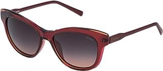 Sting - SST010530AGW Gafas de sol, Burdeos, 53 para Hombre