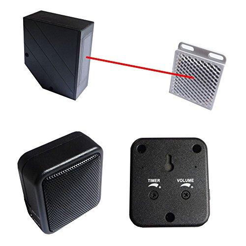 IR Infrarot Lichtschranke Version Pro mit Alarmgeber - Durchgang Melder