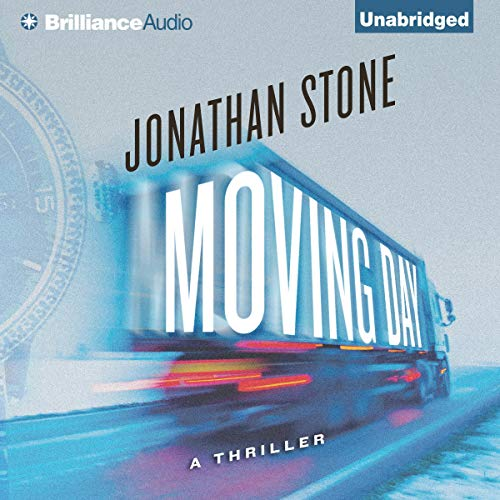 Moving Day Audiobook By Jonathan Stone cover art