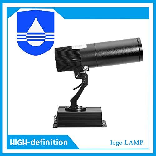 DYJD 30W LED GOBO Projektor Custom Logo Outdoor wasserdichte manuelle Zoom für Hochzeit Geburtstag