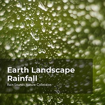 Earth Landscape Rainfall