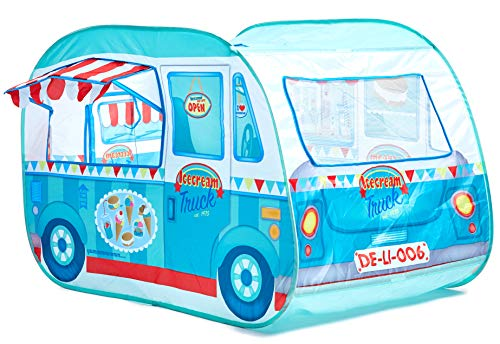 custom creations ice cream truck - 3