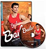 Baila! Latin Dance Fitness Workout DVD for Beginners and Seniors, Learn Fun Latin Dance Moves While Getting Fit, No Dance Experience Needed