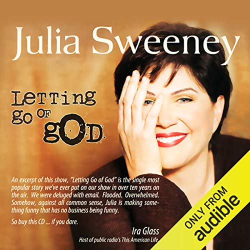 Letting Go of God cover art