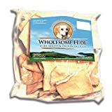 Wholesome Hide USA Beef Hide Chips 6oz Bag