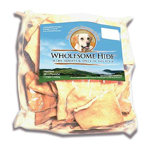 100% Usa Rawhide Large Chips Bag