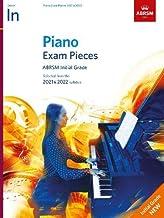 Piano Exam Pieces 2021 & 2022, ABRSM Initial Grade: 2021 & 2022 syllabus