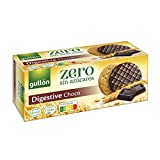 Gullón Galleta Digestive Chocolate, sin Azúcar, Diet Nature Caja, 270g