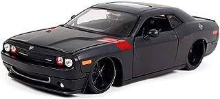 マイスト 1/24 ミニカー ダイキャストカー ダッジ チャレンジャー SRT8 レース スポーツカー Maisto DODGE Challenger SRT8 1:24 2008 [並行輸入品]