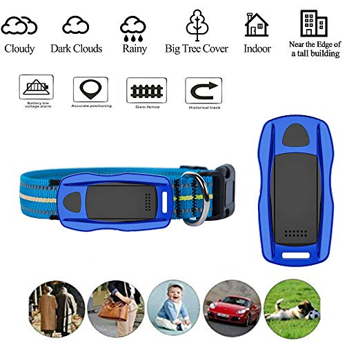 free shareable app waterproof unlimited range UBEE DOO GPS tracker for dogs