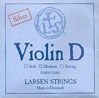 CUERDA VIOLIN - Larsen (Plata) 3ェ Suave Violin 4/4 (D)