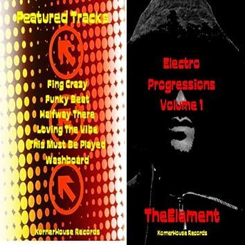 Electro Progressions Volume 1