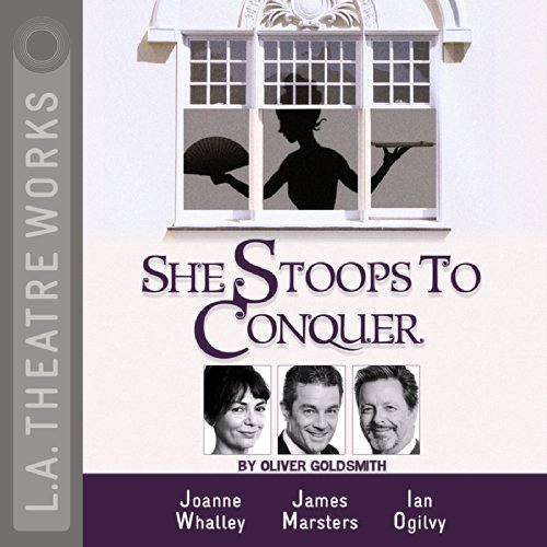 She Stoops to Conquer cover art