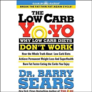 The Low Carb Yo-Yo cover art