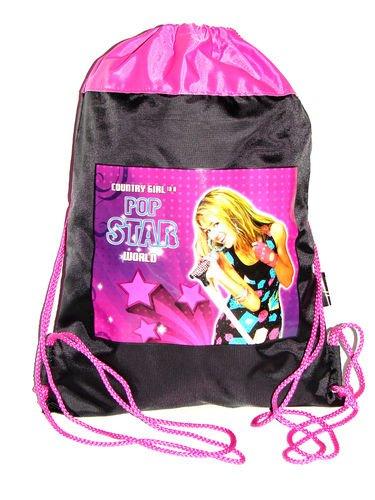 Disney Hannah Montana Zaino Scuola sport, la spiaggia piscina nuovo