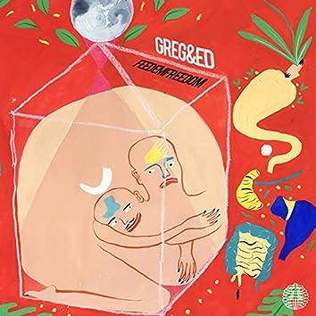 Feed Em Freedom (feat. Slugabed & Ed Scissor)