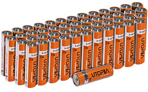 Utopia Home Alkaline Batterien