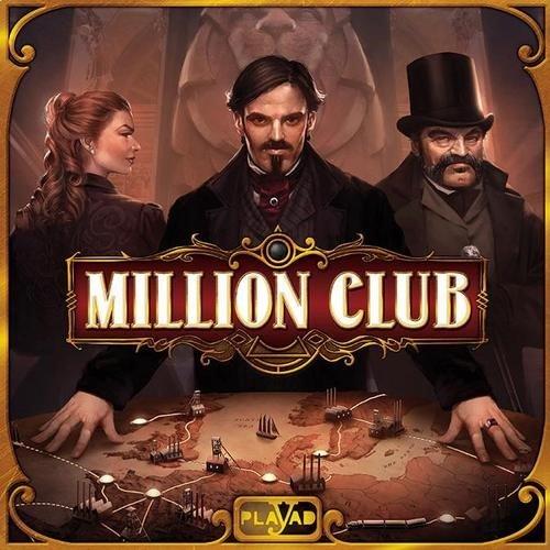 PLAYAD PLG0001 - Million Club